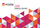 Publication cover image: ermha annual report 2016