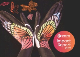 Publication cover image: ermha365 2019 Impact Report
